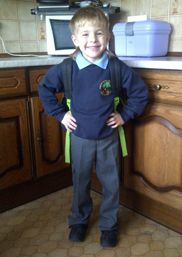 First day in Year 2