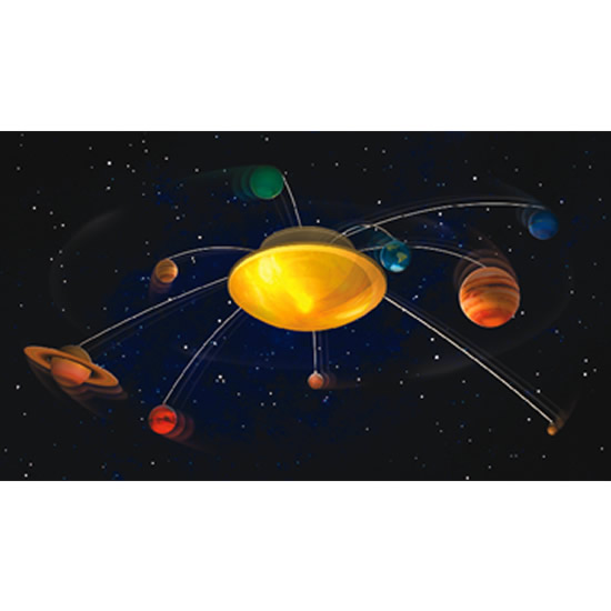 Solar System Lamp (page 3) - Pics about space