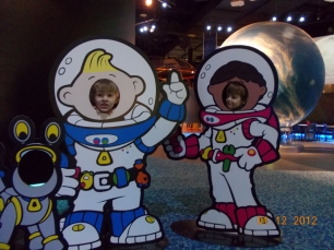 Our little Astronauts