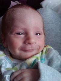 1st proper smile