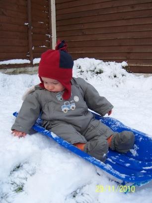 1st Snow