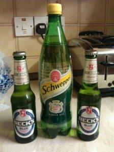 booze free beverage