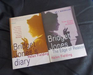 Bridget Jones Diary (both books)