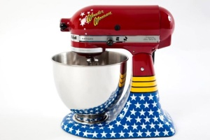 Wonder Woman Food Mixer