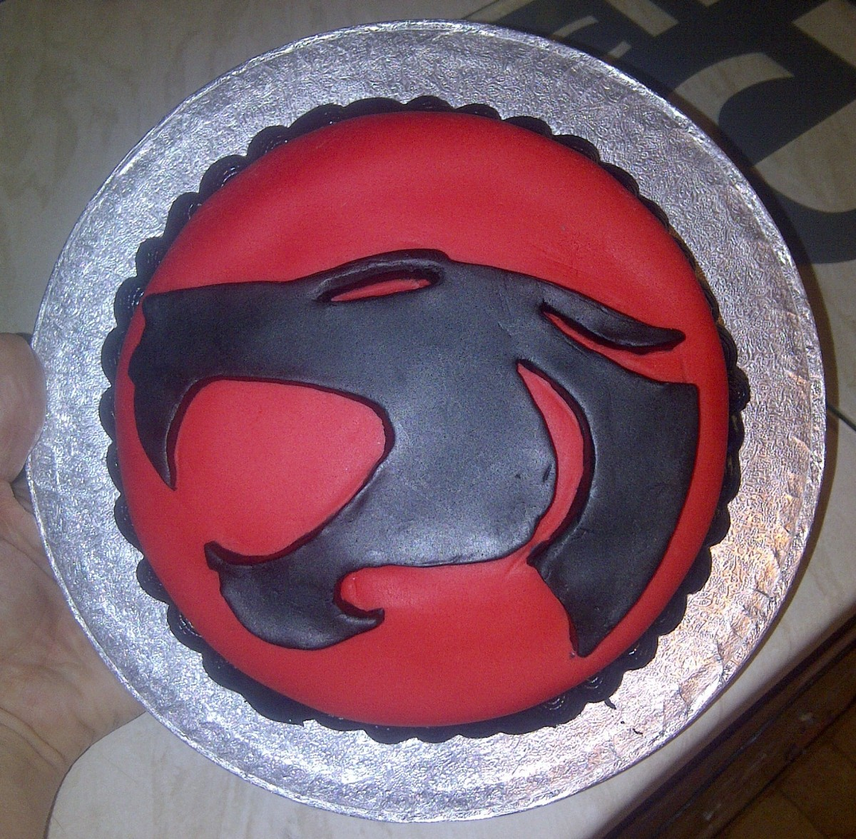 Thundercats Birthday Cake
