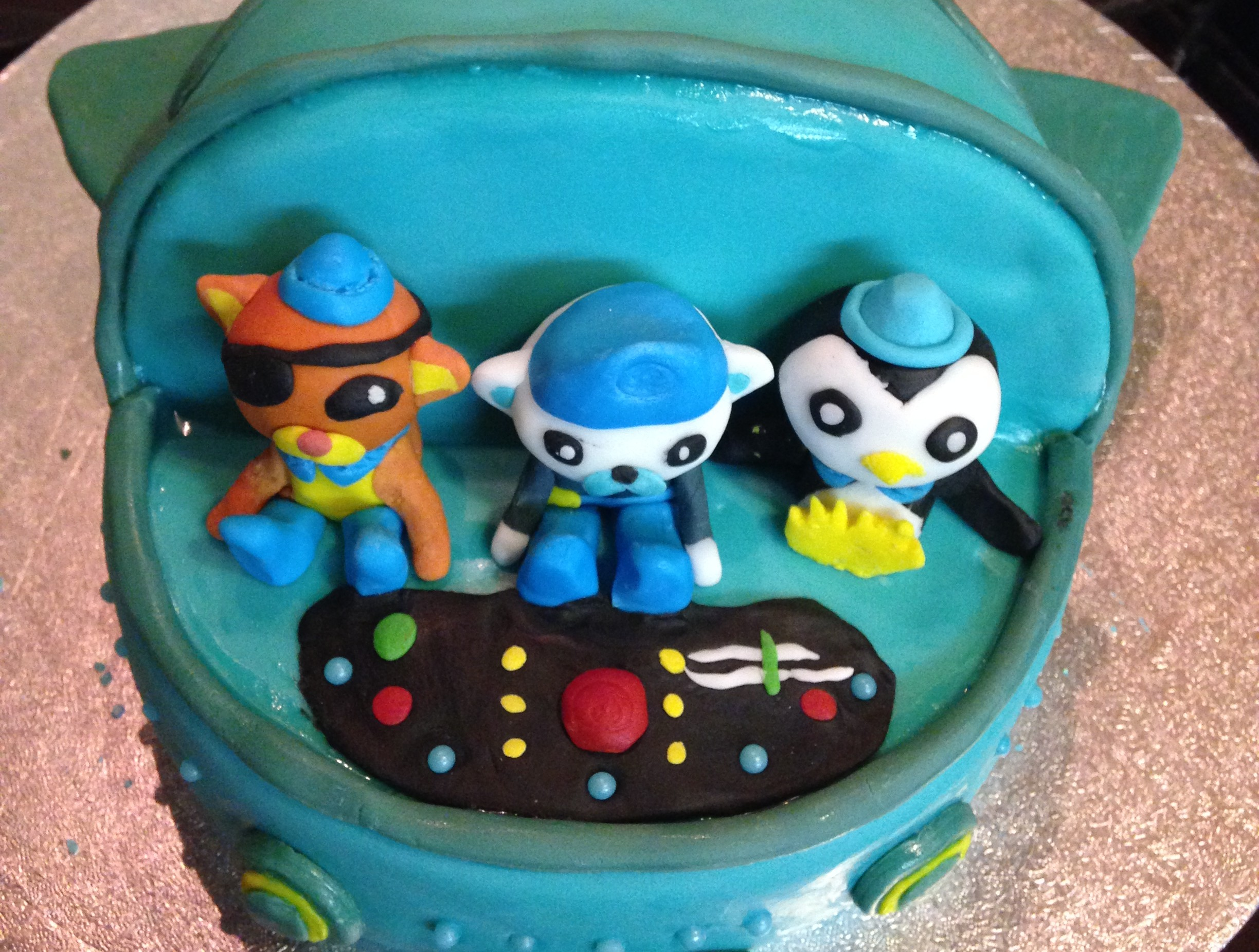 Octonauts Cake Topper The Best Cake Of 2018